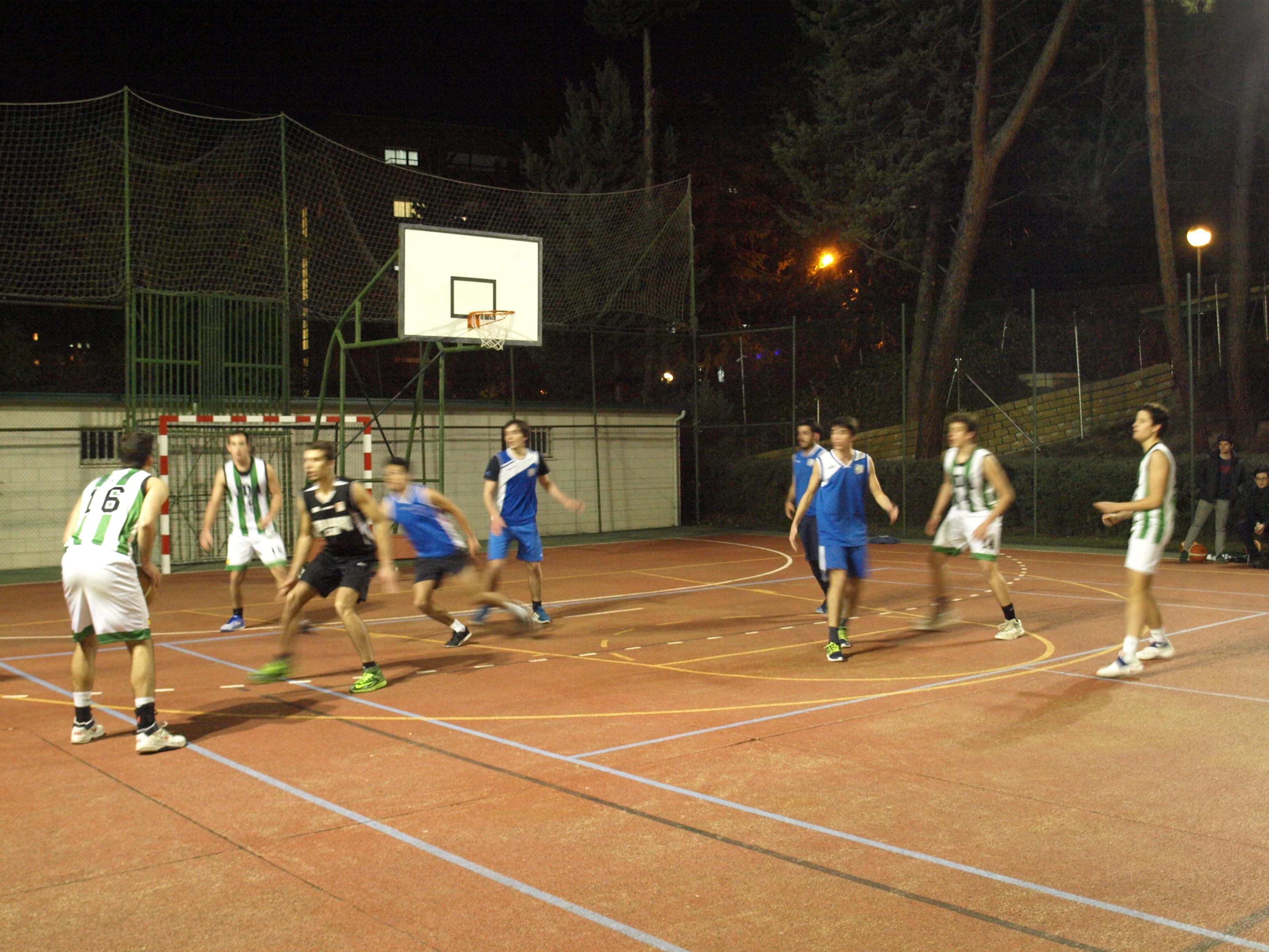 Cuartos de Final de Baloncesto