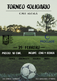 Torneo SOlidario feb2020