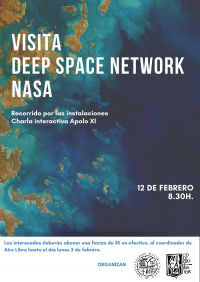Visita deep Space Communications